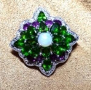 Custom Made Brooch